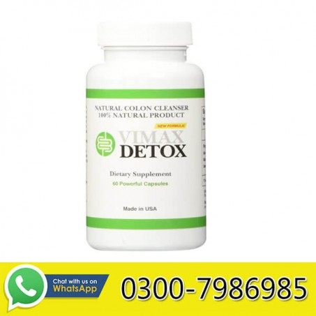 BVimax Detox in Pakistan