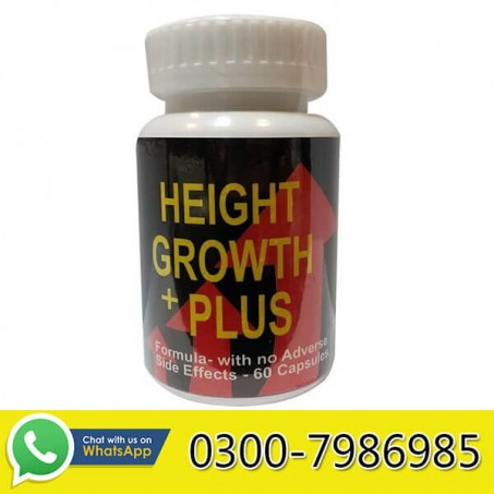 BHeight Growth Plus in Pakistan