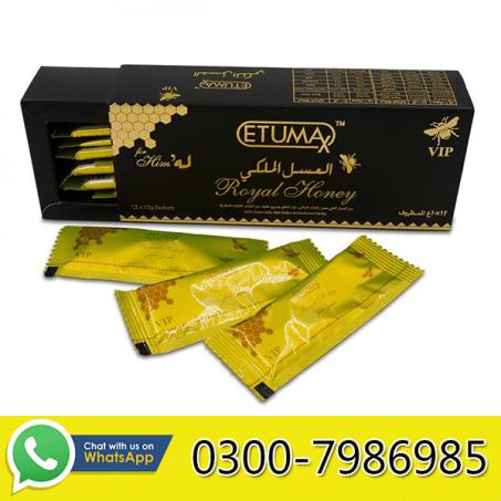 Etumax Royal Honey in Pakistan