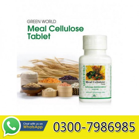 Meal Cellulose Tablet in Pakistan