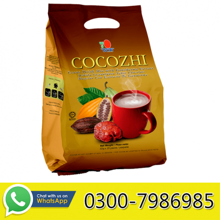 DXN Cocozhi in Pakistan