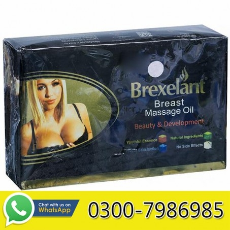 Brexelant Breast Massage Oil in Pakistan