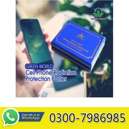 Cell Phone Radiation Protection Paster in Pakistan