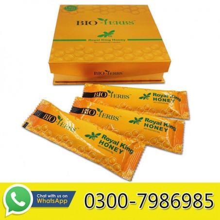 BBio Herbs Royal King Honey in Pakistan