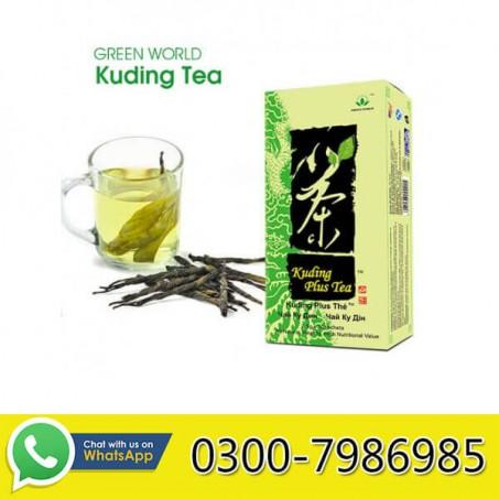 Kuding Plus Tea in Pakistan