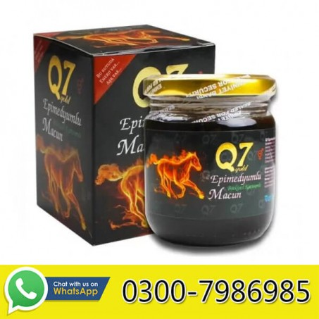 BQ7 Gold Epimedium Macun in Pakistan