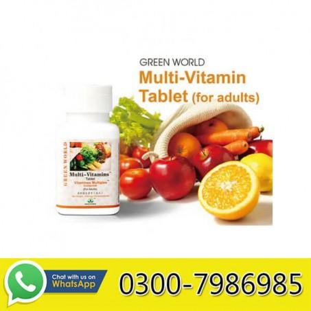 Multivitamin Tablets in Pakistan
