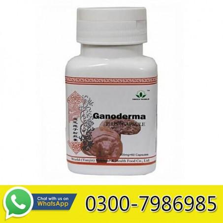 Ganoderma Plus Capsule in Pakistan