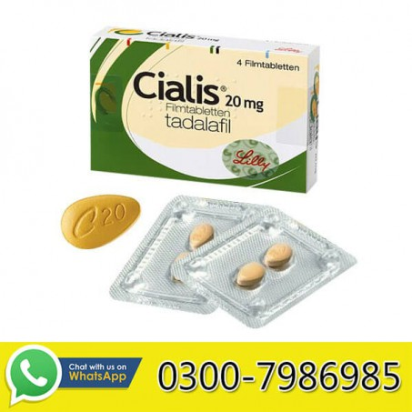 BCialis Tablets in Pakistan