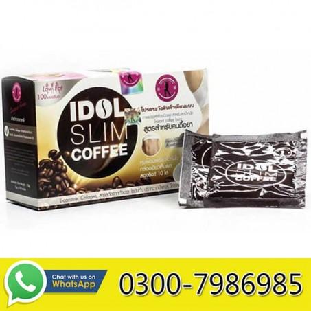 BIdol Slim Coffee in Pakistan