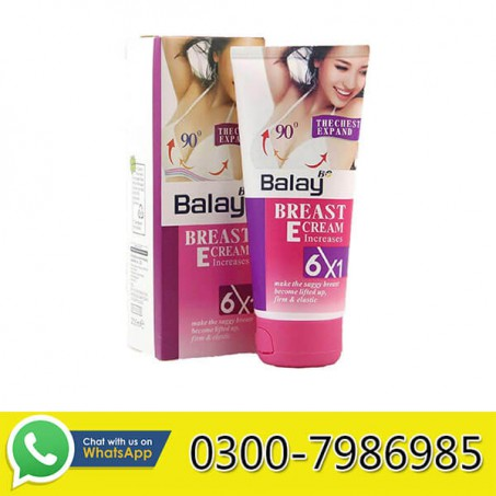 Breast Enlargement Cream in Pakistan