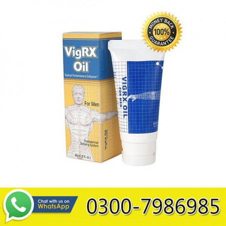 BVigRX Plus Oil in Pakistan
