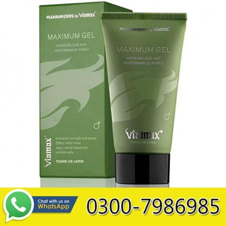 Viamax Maximum Gel in Pakistan