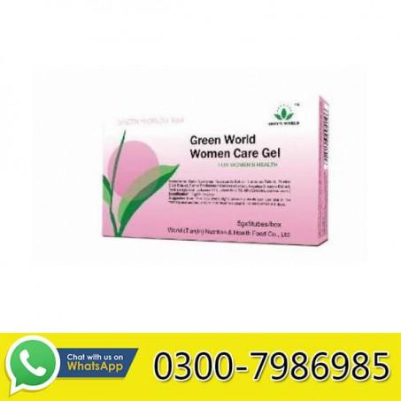 Green World Women Care Gel in Pakistan