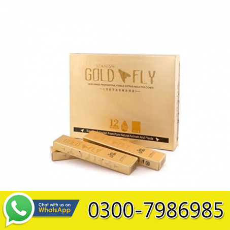 Spanish Gold Fly in Pakistan