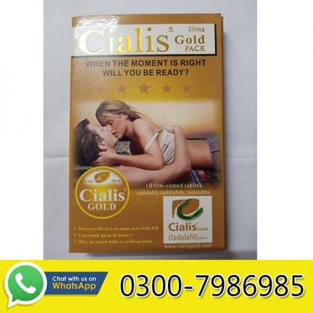 BCialis Gold Tablets in Pakistan