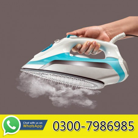 Steam iron in Pakistan