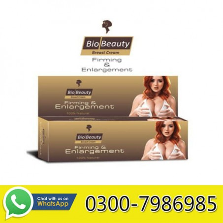 BBio Beauty Breast Enlargement Cream