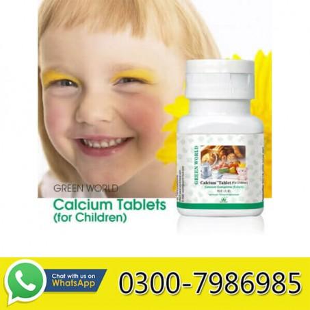 Calcium Tablets For Children in Pakistan