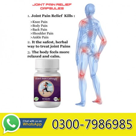 Joint Pain Relief Capsule in Pakistan