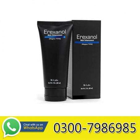 Erexanol Cream in Pakistan