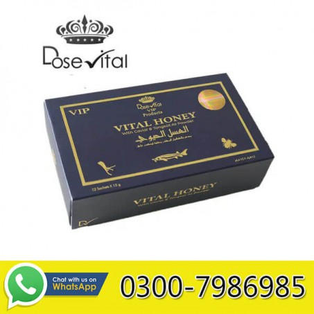 Vital Honey in Pakistan
