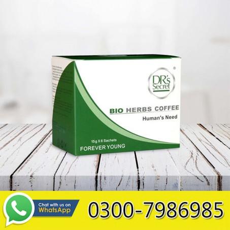 BBio Herbs Coffee in Pakistan