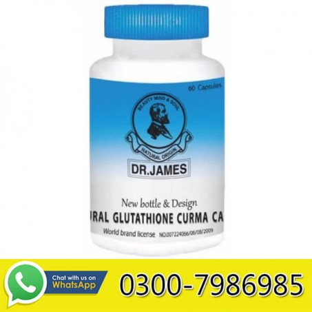 Dr James Curma Capsules in Pakistan