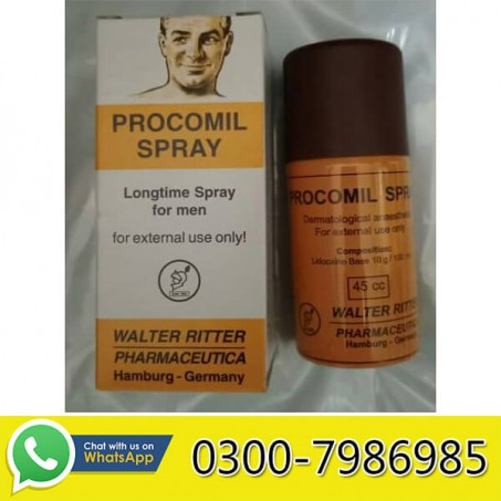 Procomil Delay Spray in Pakistan