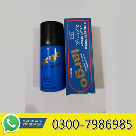 Largo Delay Spray in Pakistan