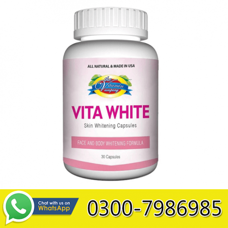 Vita White Capsules in Pakistan