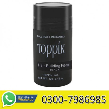 Toppik Hair Building Fibers in Pakistan