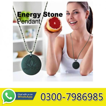 Energy Stone Pendant in Pakistan
