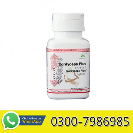 Cordyceps Plus Capsule in Pakistan