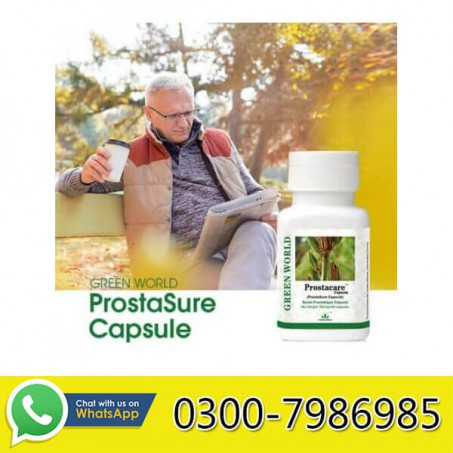 BProstasure Capsule in Pakistan