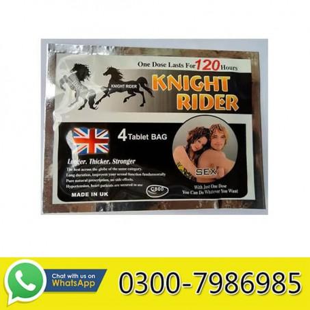 BKnight Rider Tablets in Pakistan