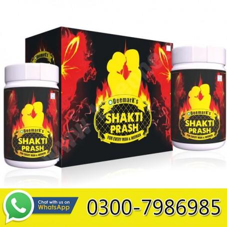 Shakti Prash In Pakistan