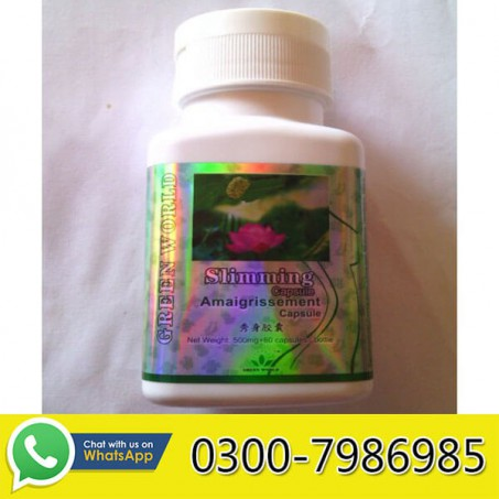 Slimming Capsules in Pakistan