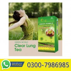 Clear Lung Tea in Pakistan