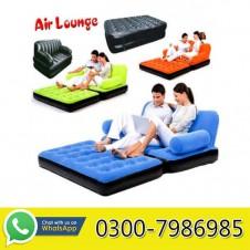 Air Lounge 5 In 1 Sofa Cum Bed in Pakistan