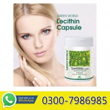 Lecithin Capsule in Pakistan