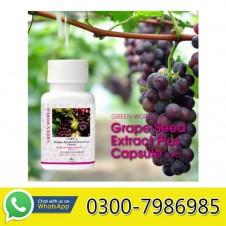 Grape Seed Extract Plus Capsule in Pakistan
