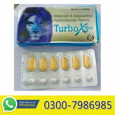 Turbo X Men Tablets in Pakistan