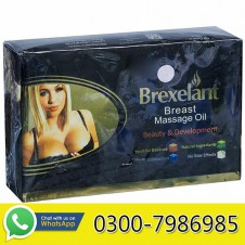 Brexelant Breast Massage Oil in Pakistan