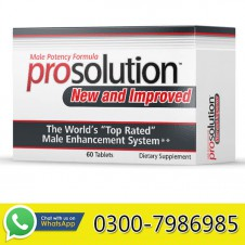 ProSolution Pills in Pakistan