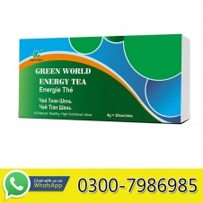 Green World Energy Tea in Pakistan