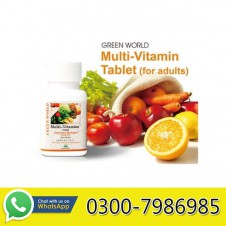 Multivitamin Tablets in Pakistan