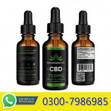 CBD Oil in Pakistan