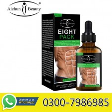 Eight Pack Slimming Oil in Pakistan