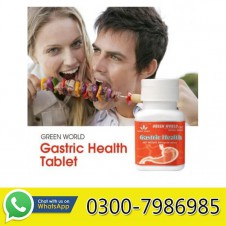 Gastric Health Tablets in Pakistan